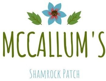 The McCallum's Shamrock Patch
