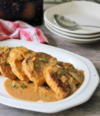 Southern Smothered Pork Chops are a classic comfort food at it's best in the South. Tender, Juicy, flavorful, melt in your mouth Pork Chops smothered in a wonderful gravy that takes ordinary Pork Chops to an entirely new level of a perfectly deliciously mouthwatering meat and gravy meal.