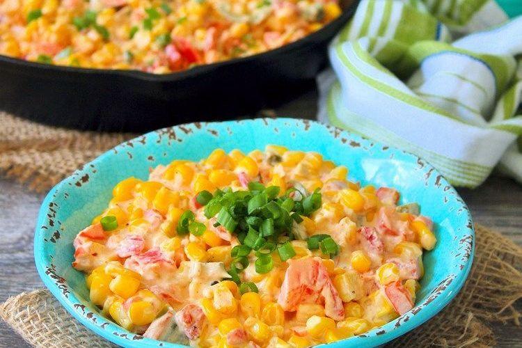Southern Corn Dip