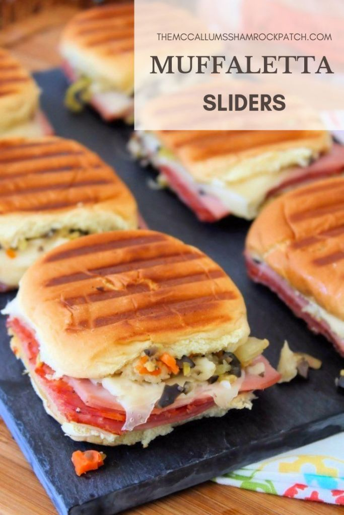 In the South, there are 3 things we go wild about our Football, our Southern Heritage, and foods from our Southern Heritage. Easy Muffaletta Sliders are one of those fabulously delicious mouth-watering foods from our Southern Heritage that fit the bill on Gameday.