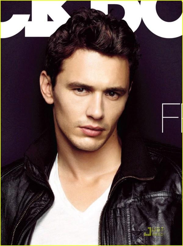 James Franco Male Celebrity