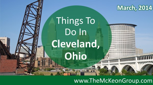 What to Do in Cleveland Ohio