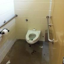 Handicap Public Bathroom Stall