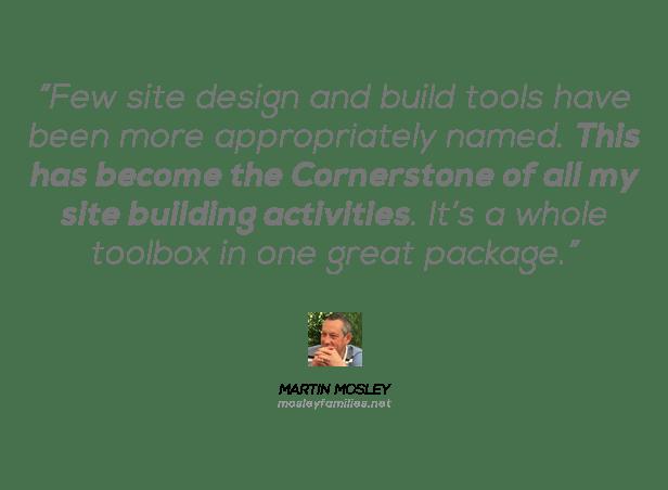 Cornerstone | The WordPress Page Builder 2