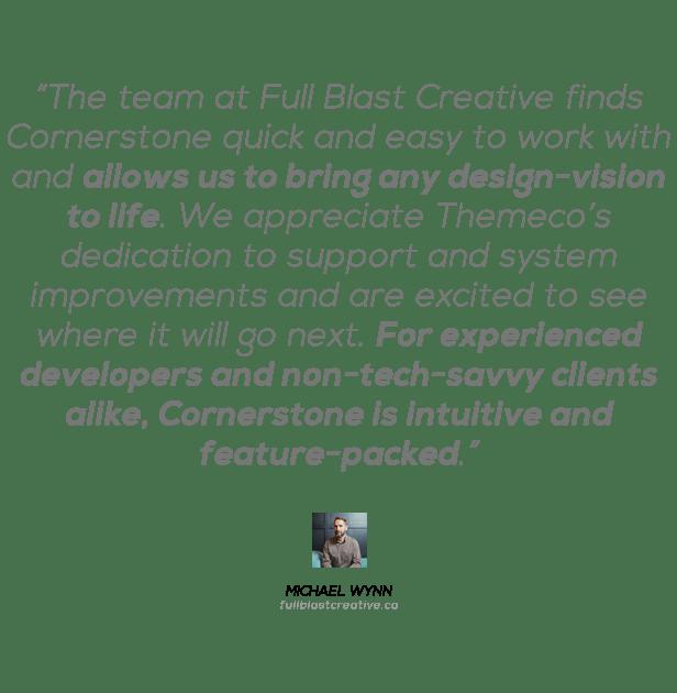 Cornerstone | The WordPress Page Builder 14