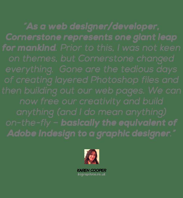 Cornerstone | The WordPress Page Builder 16