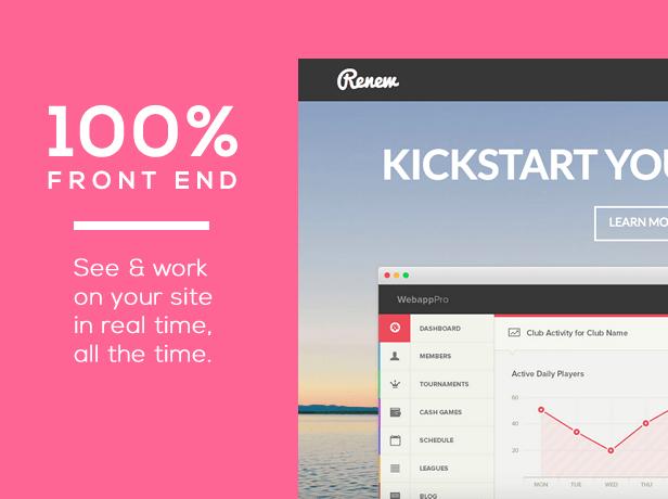 Cornerstone | The WordPress Page Builder 3