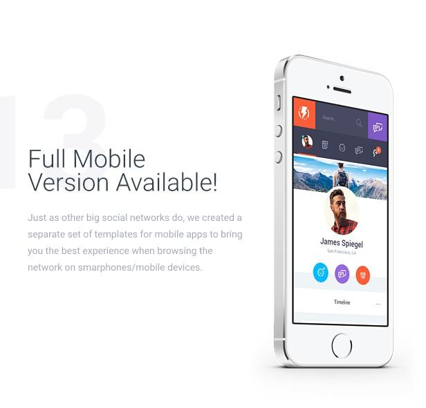 Full Mobile Version App