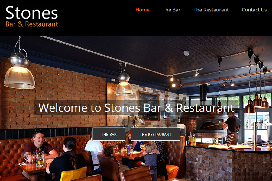 Stones Bar and Restaurant