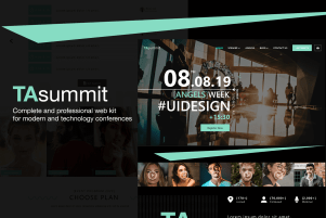 TA Summit - Event Web Kit