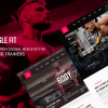 Angel Fit - Web design Kit for Gyms or trainers