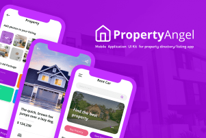 Property Directory Mobile App UI Kit