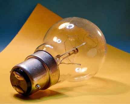 overcome fear of failure - lightbulb