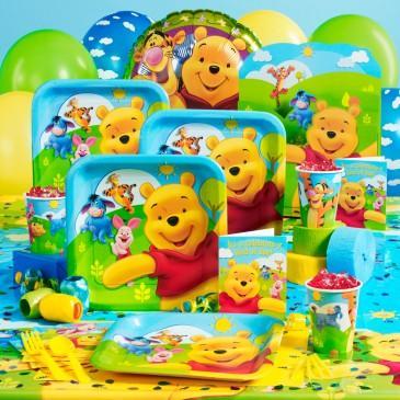 Winnie The Pooh Birthday Party Ideas Themeaparty