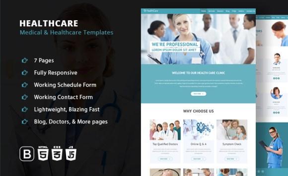 healthcare_template