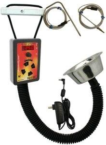 PitmasterIQ BBQ Temperature Regulator Kit