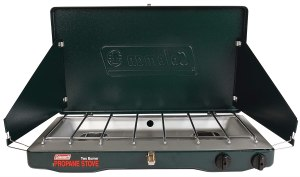Coleman Gas Stove Portable Propane Gas Classic Camp Stove