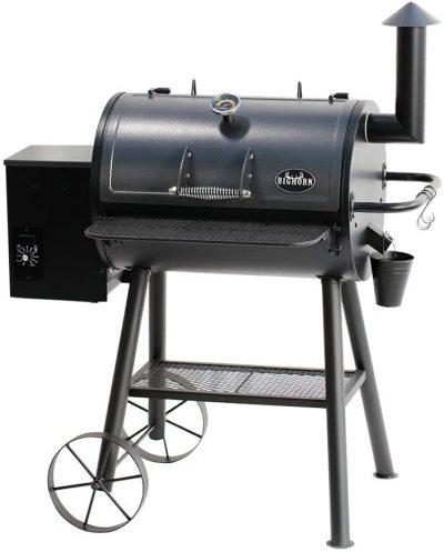 Big Horn Outdoors Pellet Grill & Smoker, Wood Pellet Grills