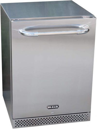 Bull 24-Inch 4.9 Cu. Ft. Premium Outdoor Rated Compact Refrigerator