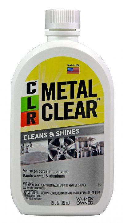 CLR Metal Clear Cleaner
