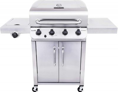 Char-Broil 463375919 Performance Stainless Steel 4-Burner Grill