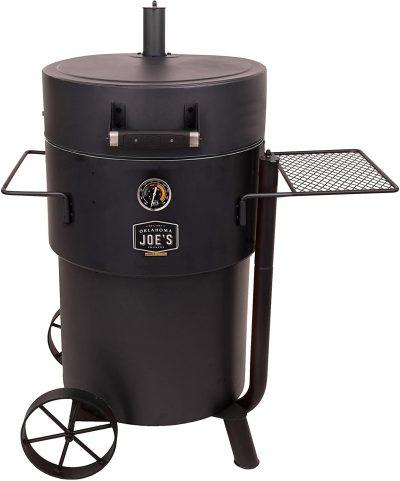 Oklahoma Joe's Bronco Pro Drum Smoker