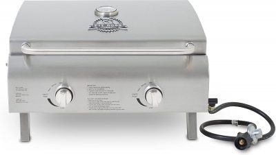 Pit Boss Grills 75275 Stainless Steel Portable Grill
