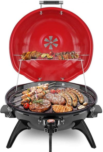 Techwood Electric BBQ Portable Grill