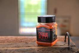 BBQ Rub Code Red The Meatlovers