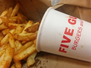 How to cook Five Guys Fries?
