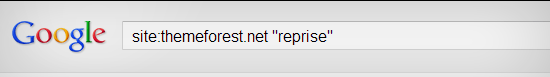 Google Theme Name Search