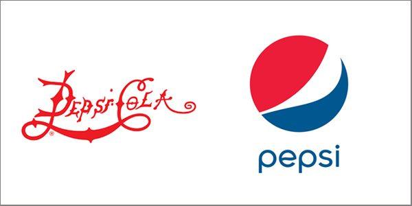 Logo Evolution 10 Old And New Logos Of Popular Brands