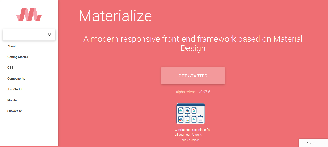 Materialize   ThemeCot
