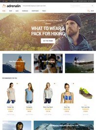 Adrenalin - Multi-Purpose WooCommerce Theme - 1