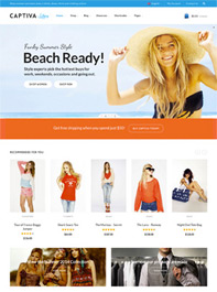 Captiva - Responsive WordPress WooCommerce Theme - 7