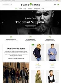 Captiva - Responsive WordPress WooCommerce Theme - 6