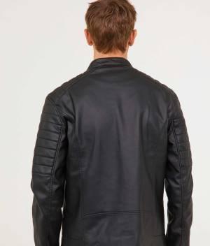 Biker jacket back