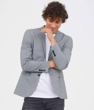 Jacket Skinny fit front