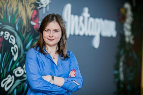 Анна-Мария Тренева, руководитель отдела продаж в Центральной и Восточной Европе и России в Facebook