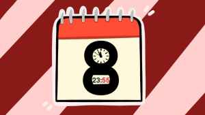 Восьмое число. Иллюстрация Александры Амзиной