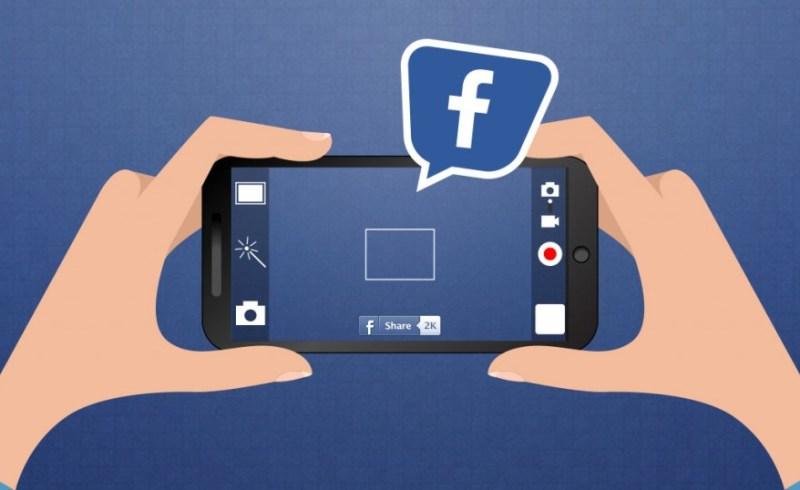 Facebook Live, Social Media Marketing