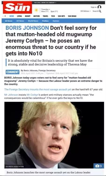 Mugwumps steal news headlines