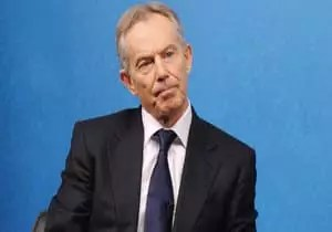 hypocrisy of Blair