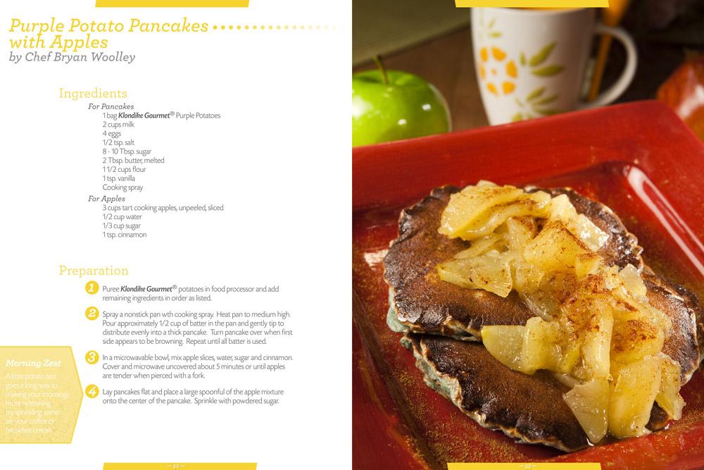 Klondike Potatoes Cookbook 6