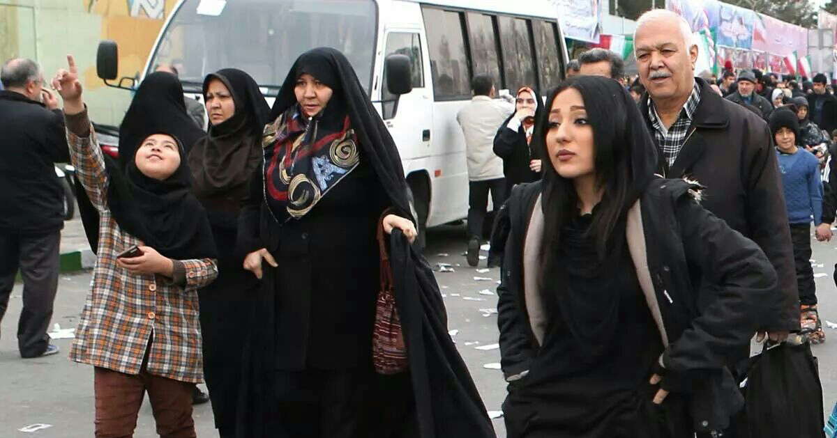Iran's suppression of women causes some to dress as men to