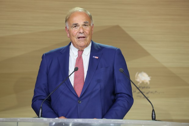 France: Ed Rendell demand justice for victims of Iran 1988 Massacre