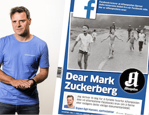 Dear Mark Zuckerberg: Why editors were wrong to damn Facebook for censorship