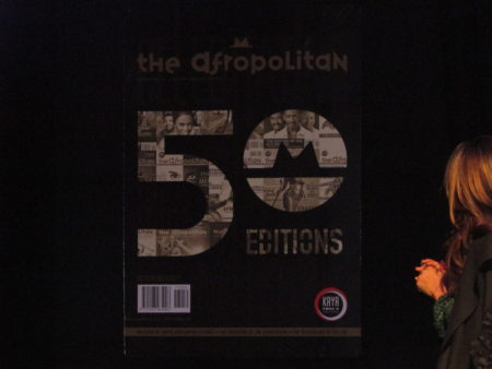 Afropolitan magazine celebrates 50 issues, appoints new editor