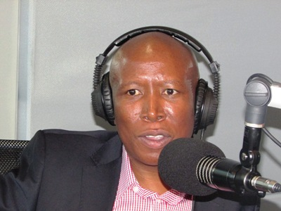 Julius Malema uncensored on TouchHD (Videos)