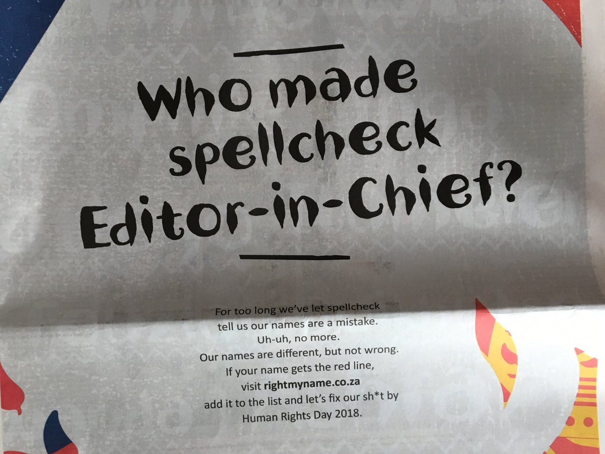 The big debate: Did the Sunday Times cross a line with Nando's #rightmyname campaign?